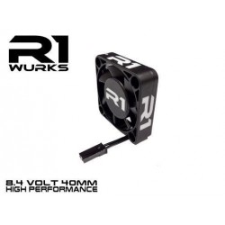 R1 WURKS Premium 8.4V Cooling Fan 40x10mm