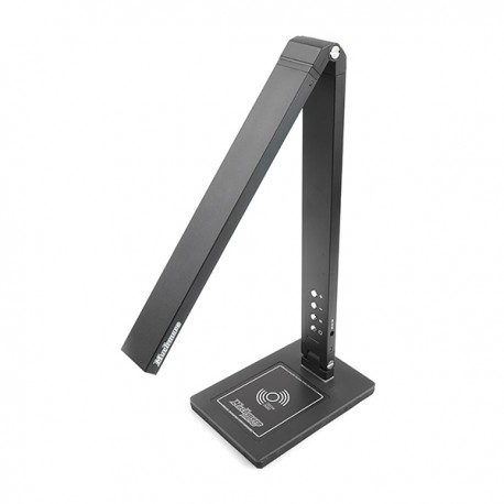NUEVA LAMPARA MUCHMORE LED Pit Light Stand Pro 2 Black CARGADOR MOVIL WIRELESS