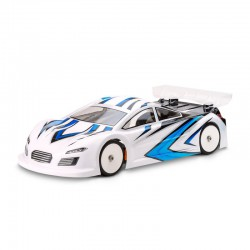 Xtreme 1/10 Twister Touring Car Clear Body 0.75mm