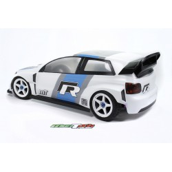 Mon-Tech WR4 Rallye Clear Body 190mm