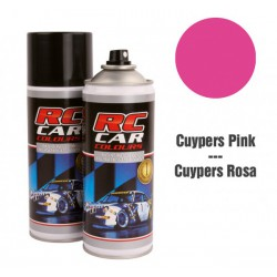RC Car Colours Lexan Spray 150ml - Fluo Cuypers Pi