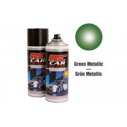 Pintura Lexan Spray 150ml - verde metalizado