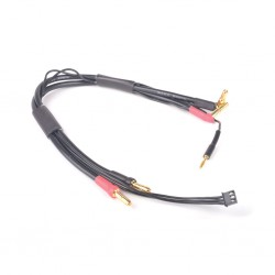 Charge Leads XH2S Balance Black