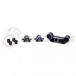 Aluminum Front Suspension Mount & Separate Suspens