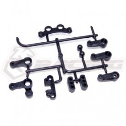 Sistema de direccion Steering System set For KIT-MINI MG