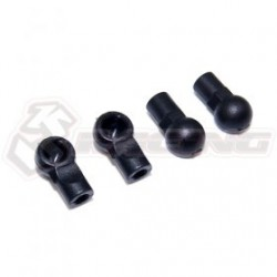 Damper Ball end For KIT-MINI MG SAK-MG18