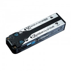 Sunpadow Lipo Battery Cs Platin Slim 5200 7.4v 2S