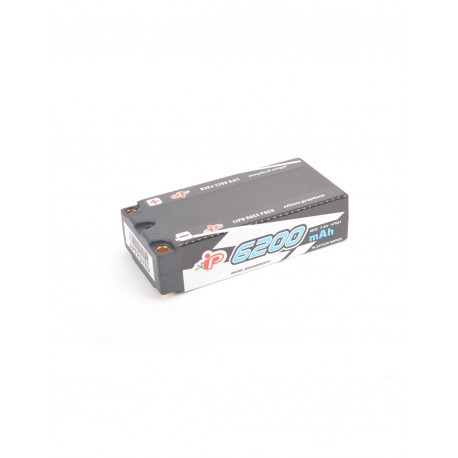 Intellect Lipo LiHV 2S 6200ma 25.1mm Shorty