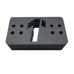 1up Racing Foam 1/10 Offroad Car Stand - Grey