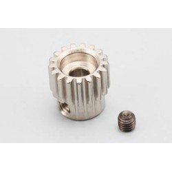 Yokomo 24T Hard Steel Pinion Gear (48Pitch)