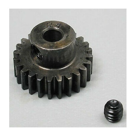 Team Associated Precision Machined Pinion Gear, 24
