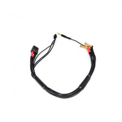 MR33 2S XT60 All-Black Charging Lead - 300mm - (4/