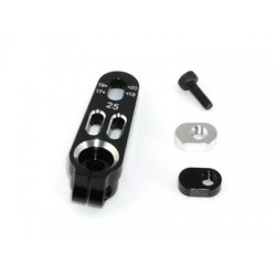 MR33 ADJUSTABLE SERVO HORN 23T SANWA