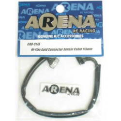 ARENA CAB-S175 Hi-Flex Gold Connector Sensor Cable