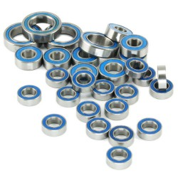 YEAH RACING RC Ball Bearing Set w/ Oil For Tamiya