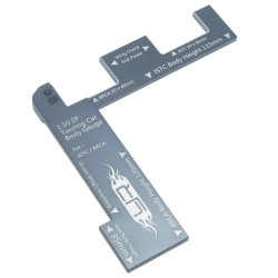 Yeah Racing 1/10 EP Touring Car BodyGauge For ISTC