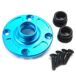 Aluminum Differential Cover For Tamiya M07 TA-06