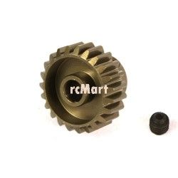 Aluminum 7075 Hard Coated Pinion 48p 24T