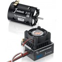 HOBBYWING COMBO XR10 60a RPM CONT.+MOTOR 21.5 G2.1