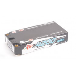 INTELLECT LIPO LIHV 2S 18.5MM SHORTY 4200MAH 7.6V