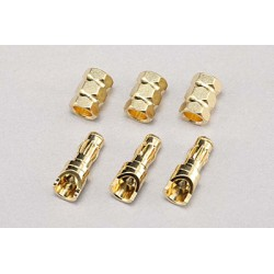 Racing Performer 3.5mm Bullet/Female Connector Set