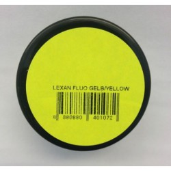 PINTURA H-SPEED LEXAN SPRAY FLUO GELB/YELLOW