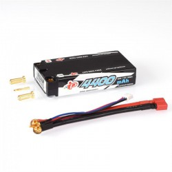 Intellect Lipo LIHV 2S 20mm Shorty 4400 Mah