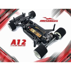 Awesomatix A12 - kit - 1:12 - 2WD PanCar