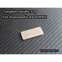 Vigor Tungsten weight 10g for Awesomatix A800MMX