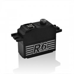 Power HD R6 1/12 Pancar (0.08s/7.5kg/7.4V) Coreles