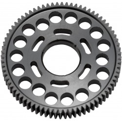 Yokomo 76T Machine Cut Spur Gear (64Pitch)