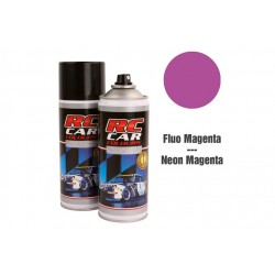 RC Car Colours Lexan Spray 150ml - Fluo Pink Nick