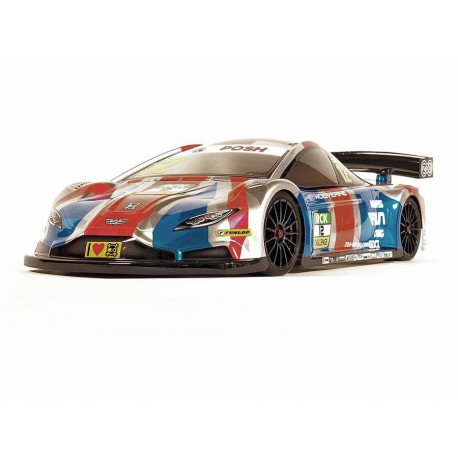 Wolverine - carroceria 1:10 Touring Car Body zooracing