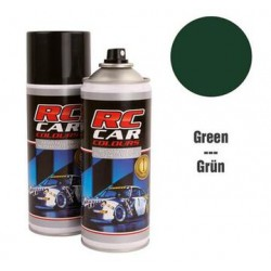 RC Car Colours Lexan Spray 150ml - British Racing