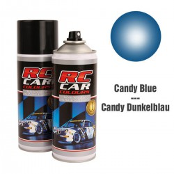 RC Car Colours Lexan Spray 150ml - Ice Blue