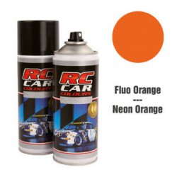 RC Car Colours Lexan Spray 150ml - Fluo Snake Salv