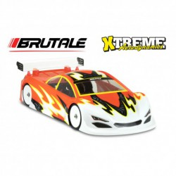 Xtreme 1/10 Brutale Clear Body 0.7mm (190mm)