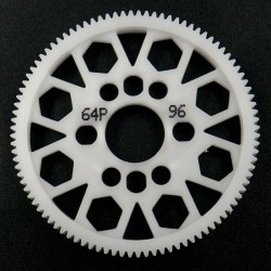 Competition Delrin Spur Gear 64P 96T For 1/10 On R