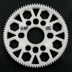 Competition Delrin Spur Gear 64P 85T For 1/10 On R