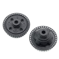 Gear Differential Case and Cover For K1 M1 XQ1S XQ