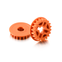 XRAY 305577-O COMPOSITE FIXED PULLEY 20T
